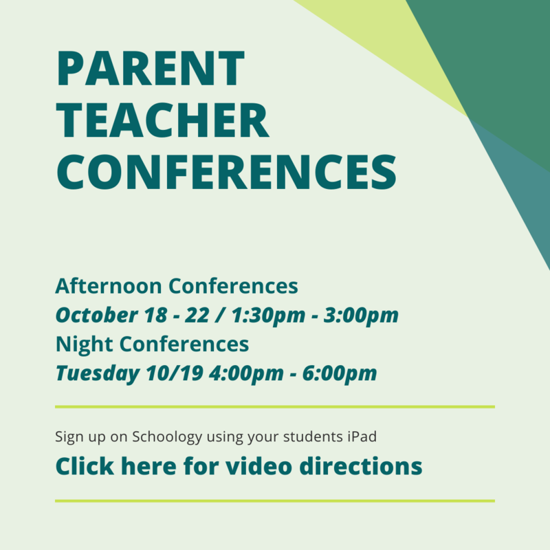 Parent Teacher Conference Sign-up Instructions Featured Photo