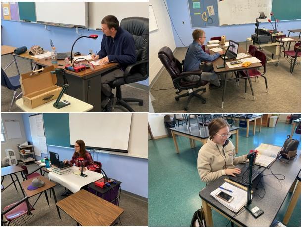 Bayfield Teaches Online! Featured Photo