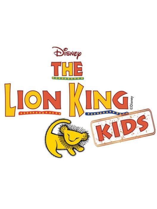 Lion King Kids Logo