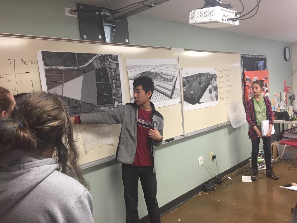 Urban planning presentations