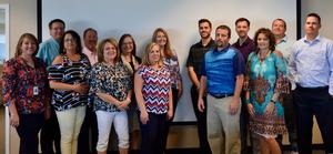 photo of new principals and directors August 2018