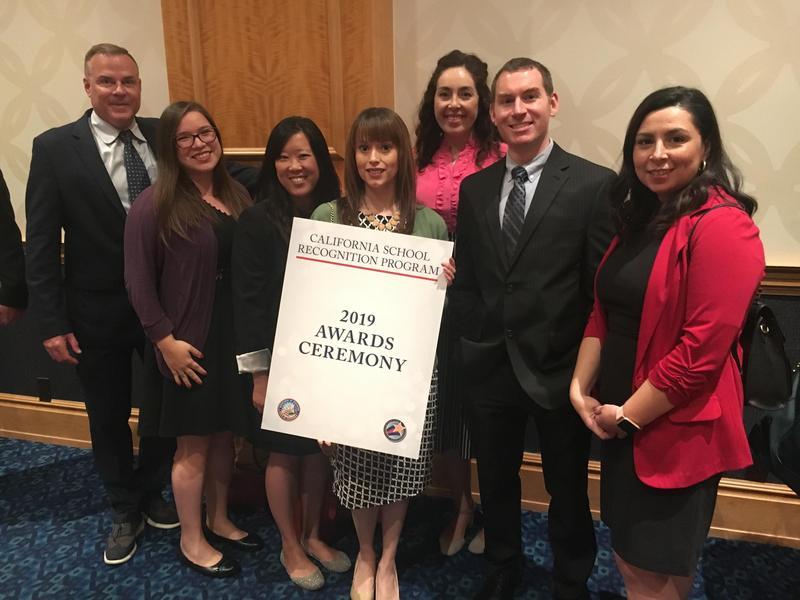 CA Distinguished Schools Awards Ceremony Thumbnail Image