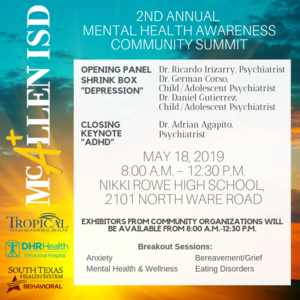 Mental Health Summit
