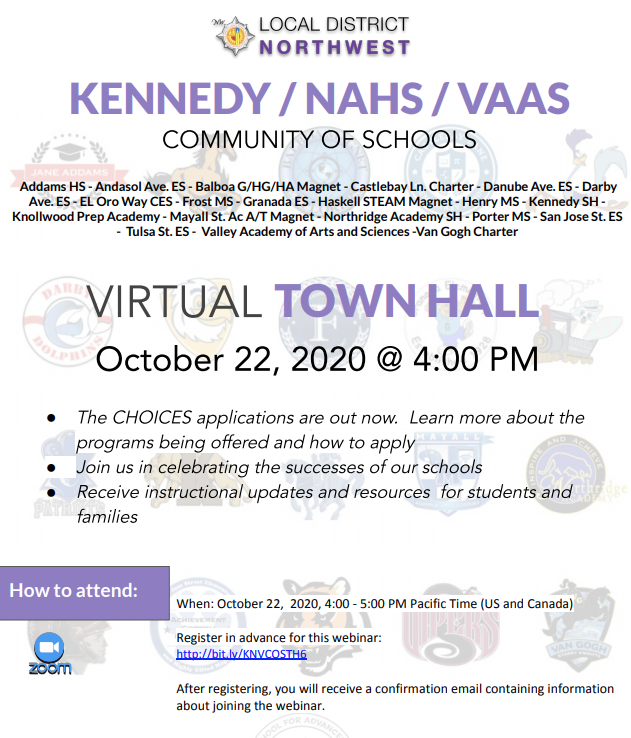 Local District Northwest / Kennedy / Nahs / Vaas Community of Schools Featured Photo
