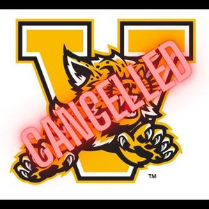 Cancelled Wildcat Event