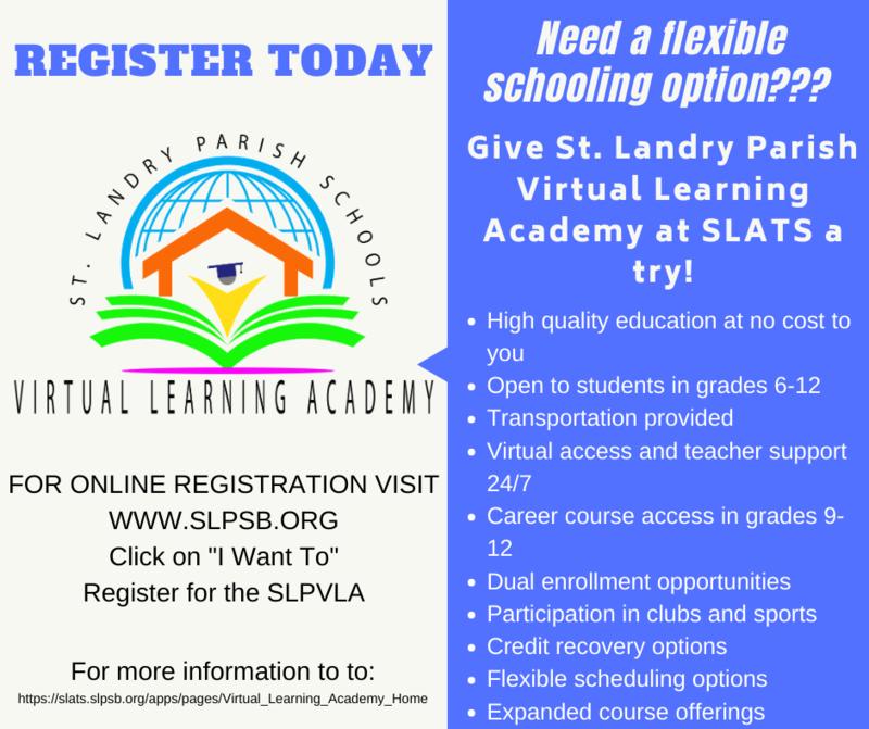 slp virtual learning academy