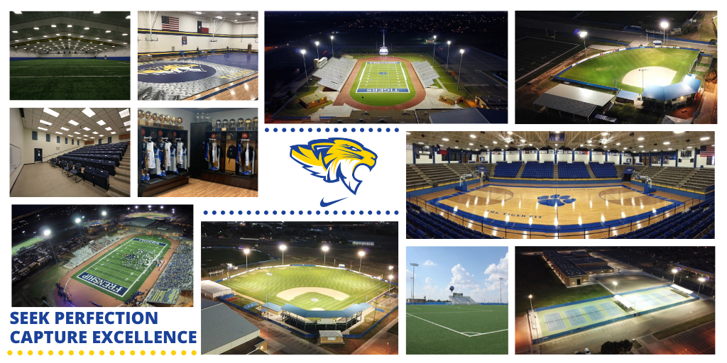 Facility Collage