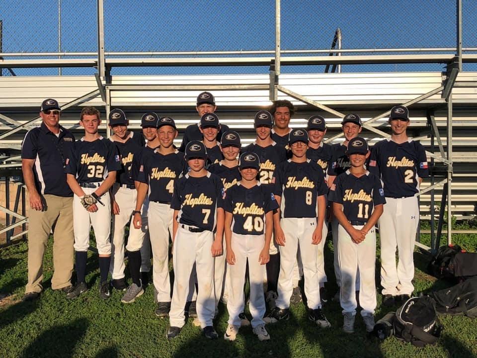 FCAS Baseball