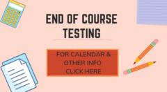 eoc testing information