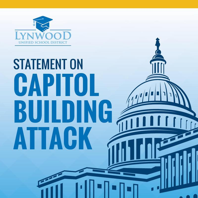 Statement on Capital Building Attack/Declaración sobre el Ataque al Capitolio Featured Photo