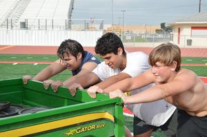 CHS athletic camp 2019