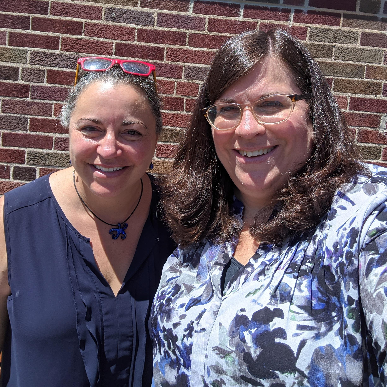 Wendy Lyons & Robin McAfee's Profile Photo