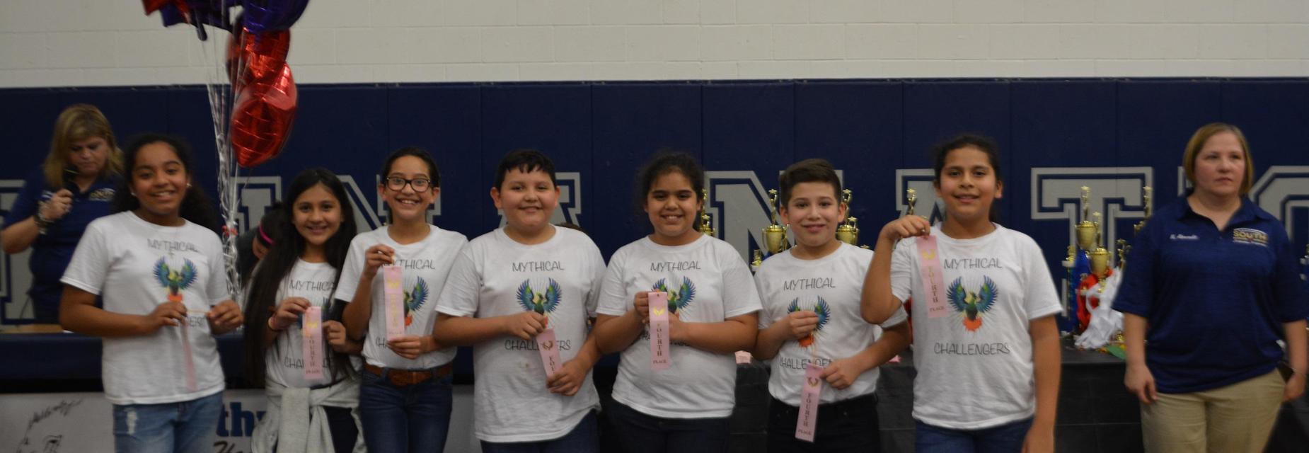 DI team pic 4th place win