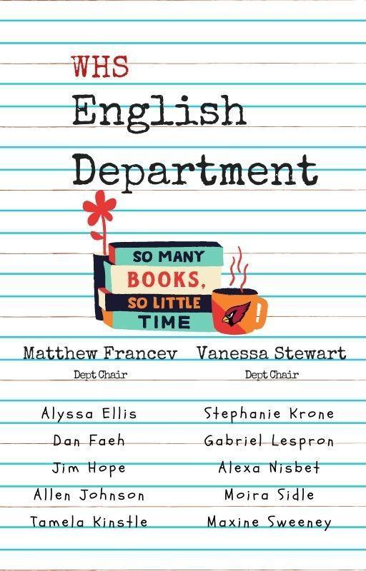 WHS English Dept