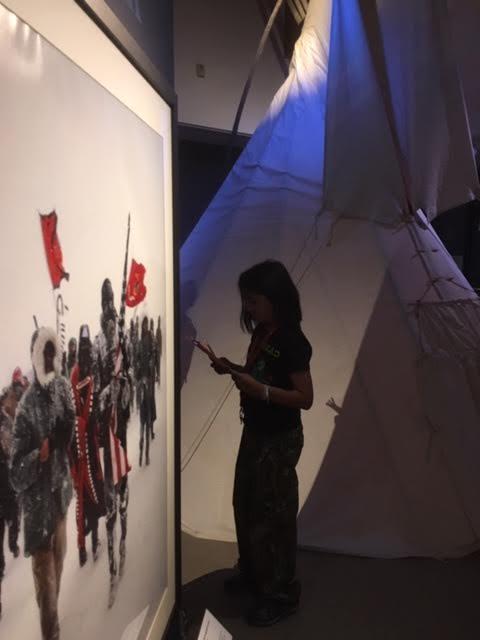 Beyond Standing Rock Exhibit