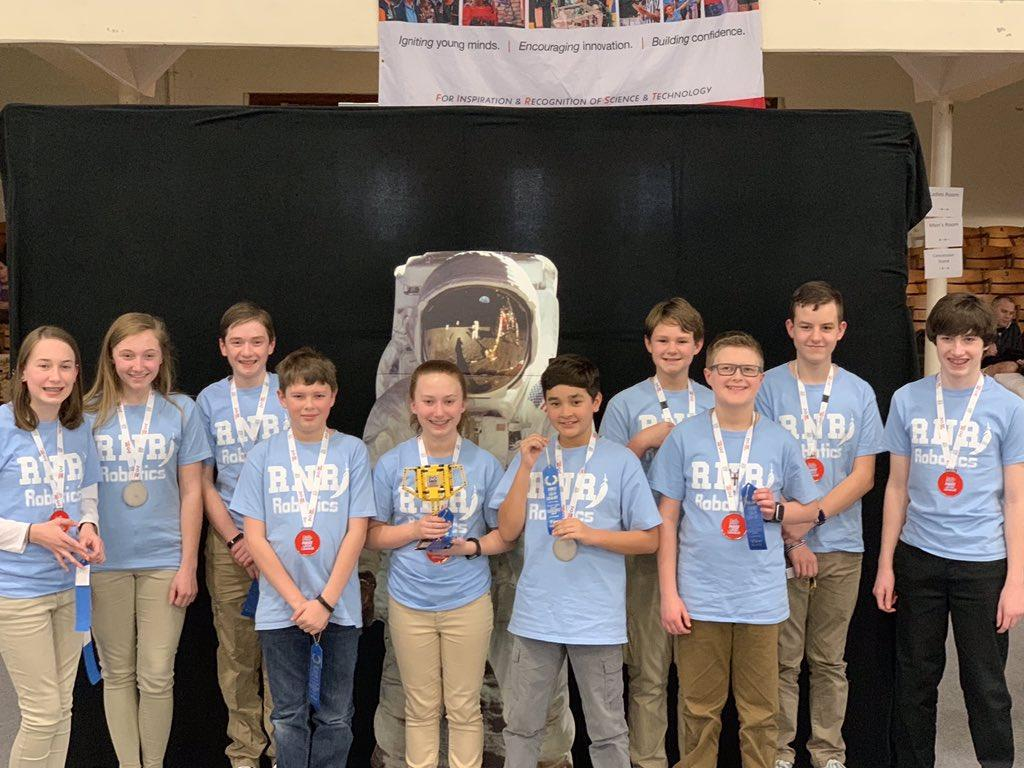 RNR Science Olympiad Team