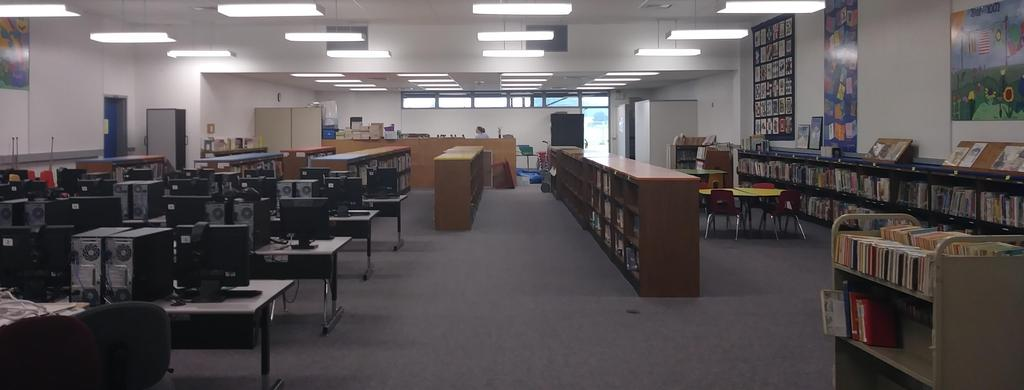 Laurel Elementary Media Center