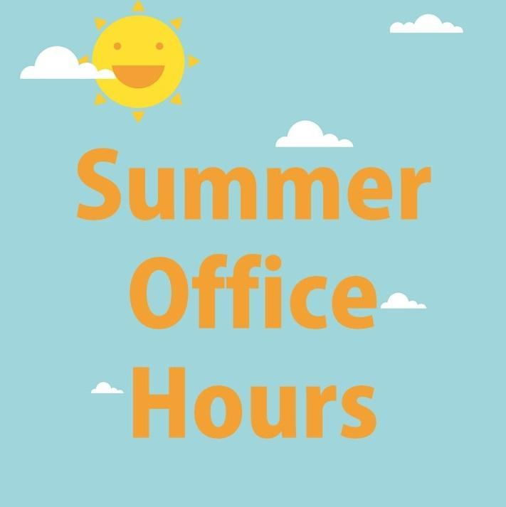 McBee Elementary Summer Hours Featured Photo