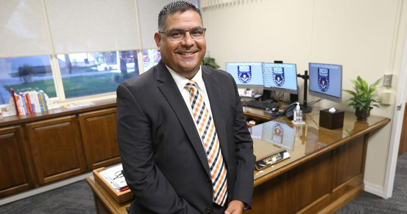 BCSD in the news: New Superintendent's First Order of Business Featured Photo