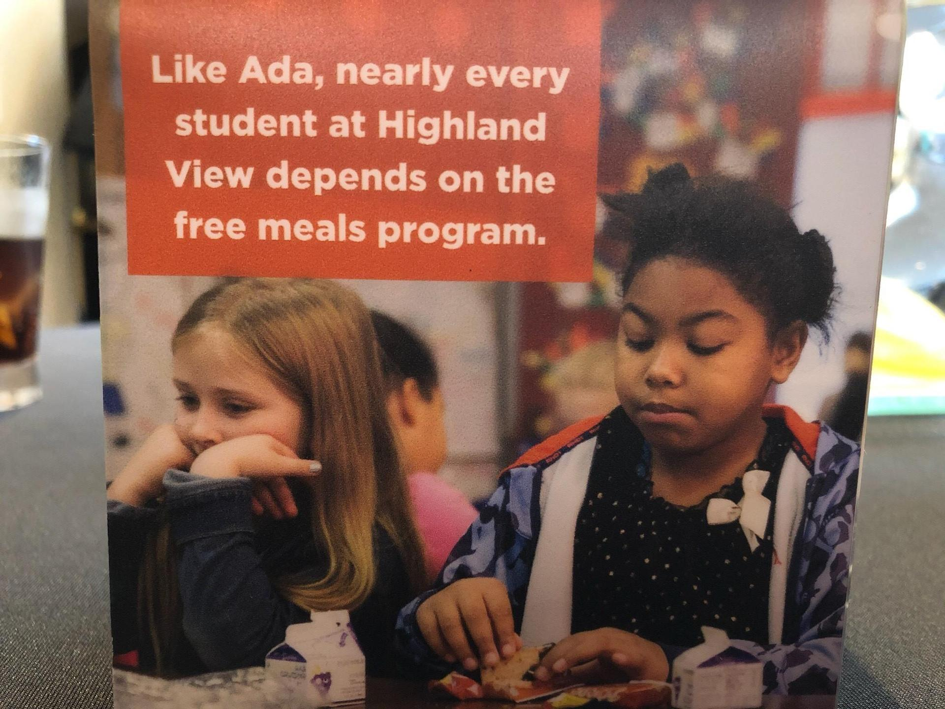 Girls No Kid Hungry Ad