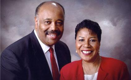 Earl and Jeanette Harris