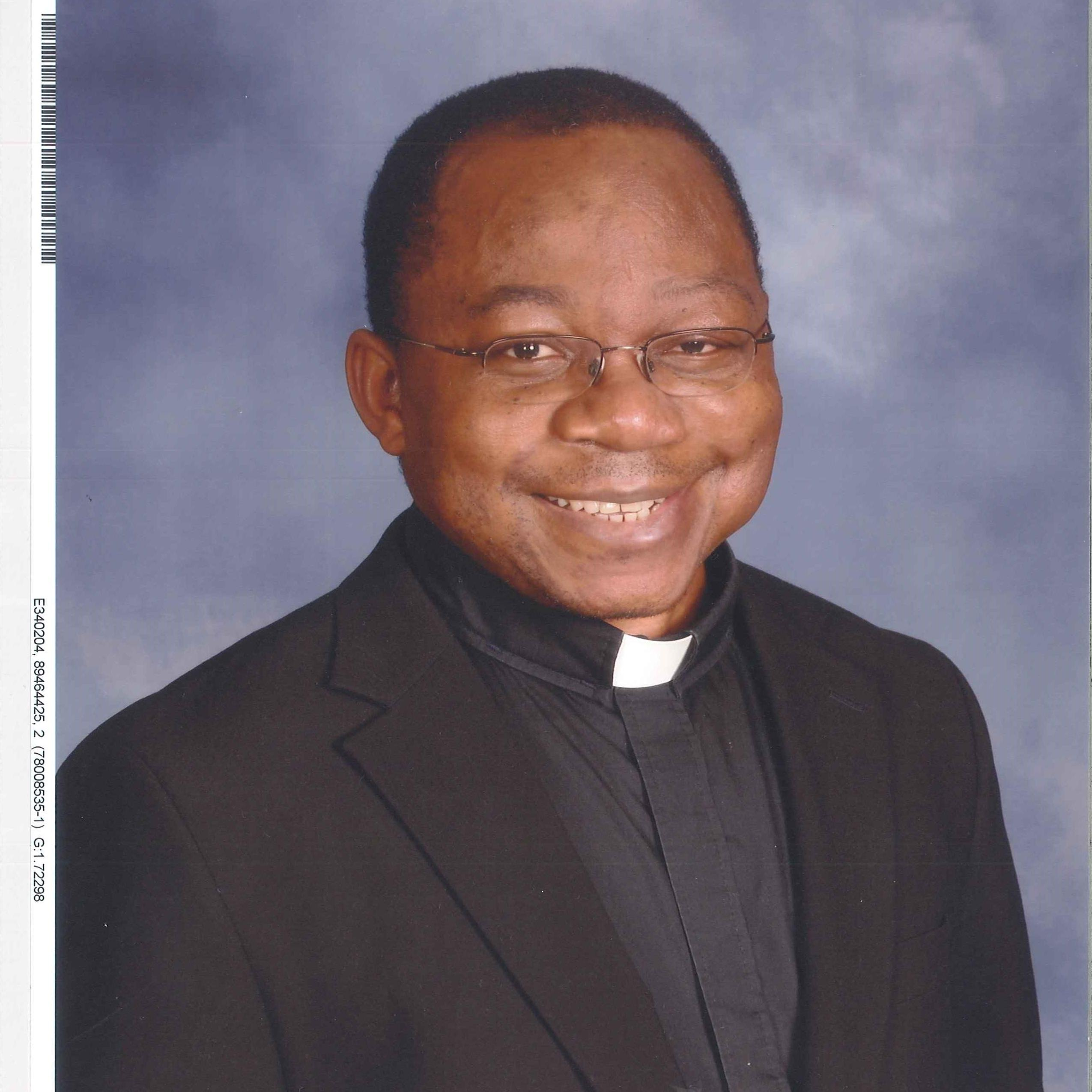 Father Mark Enemali's Profile Photo