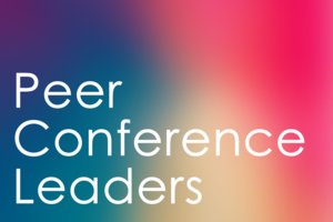 Image Peer Conference Leader Request News Button