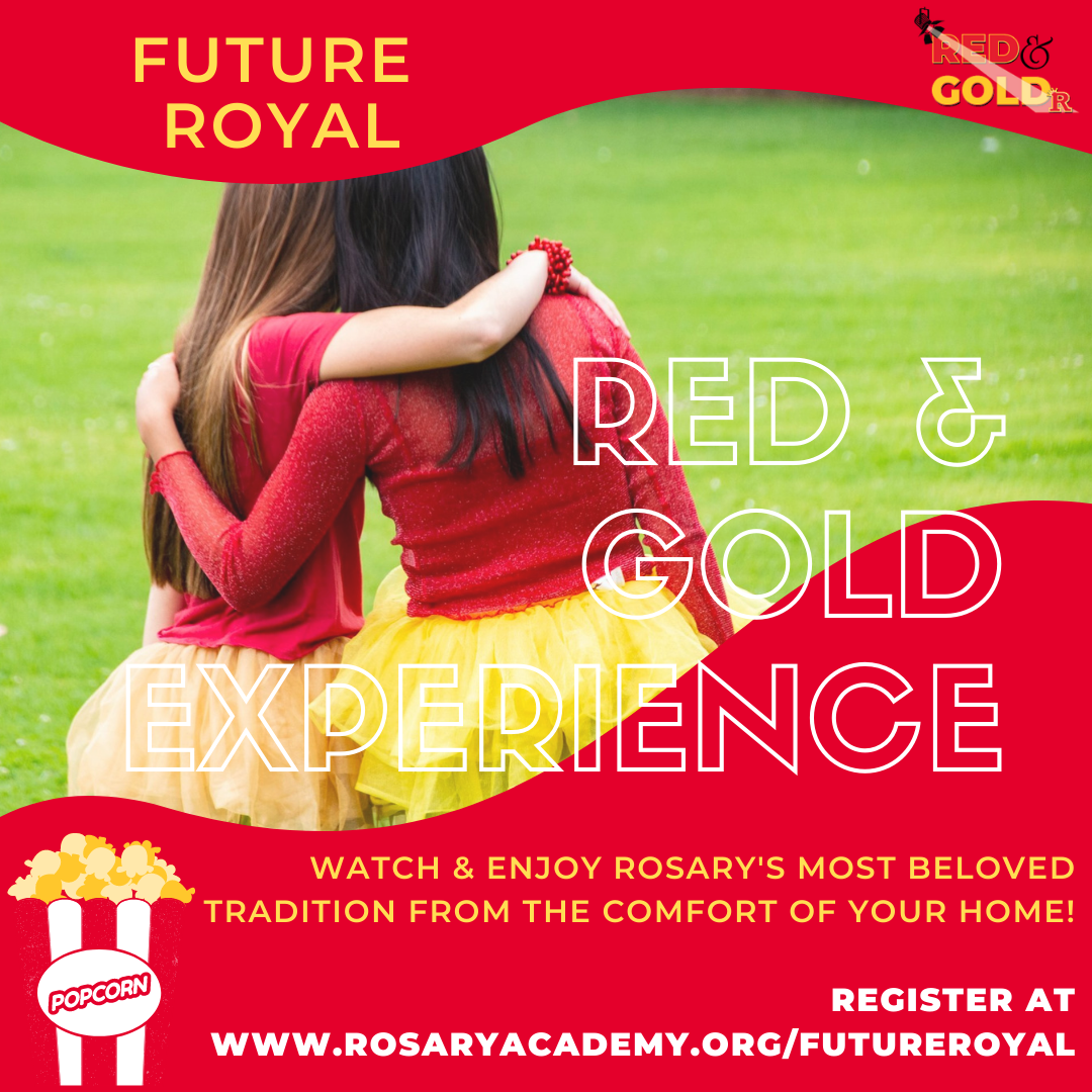 Future Royal Red & Gold Experience
