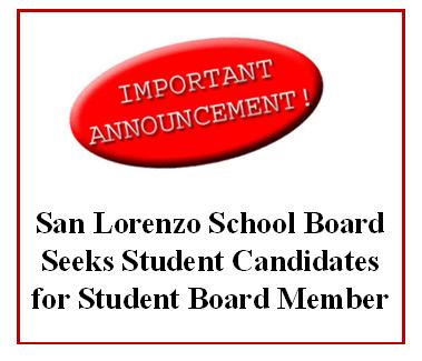 Student Board Member