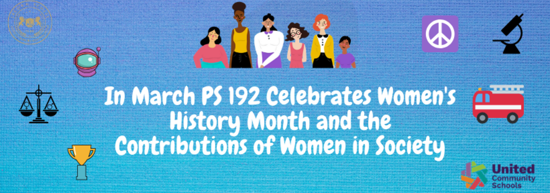 Women's History Month English