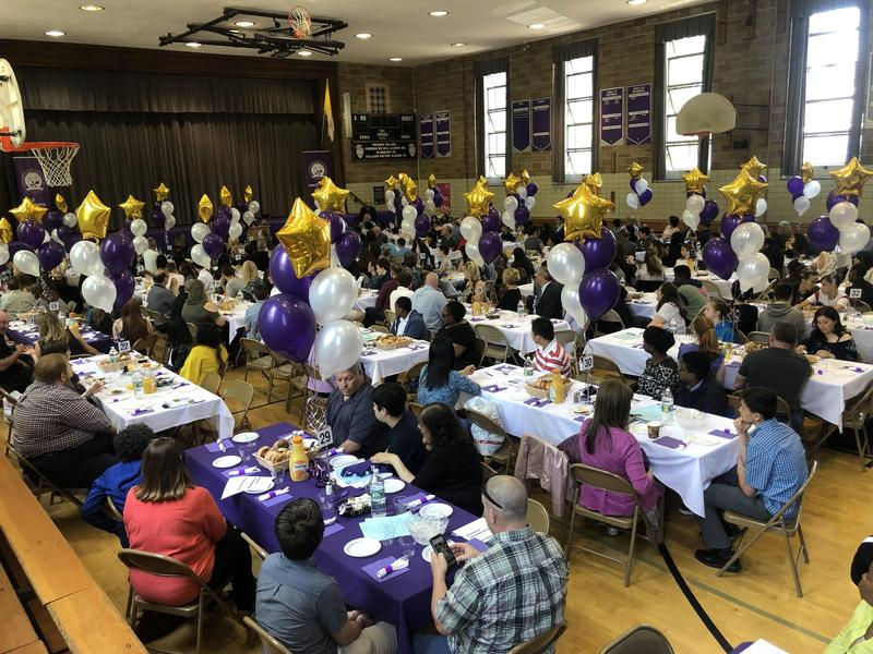 Class of 2023 Welcomed at Freshmen Brunch Featured Photo