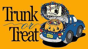 Trunk or Treat 5:00-6:00 pm Featured Photo