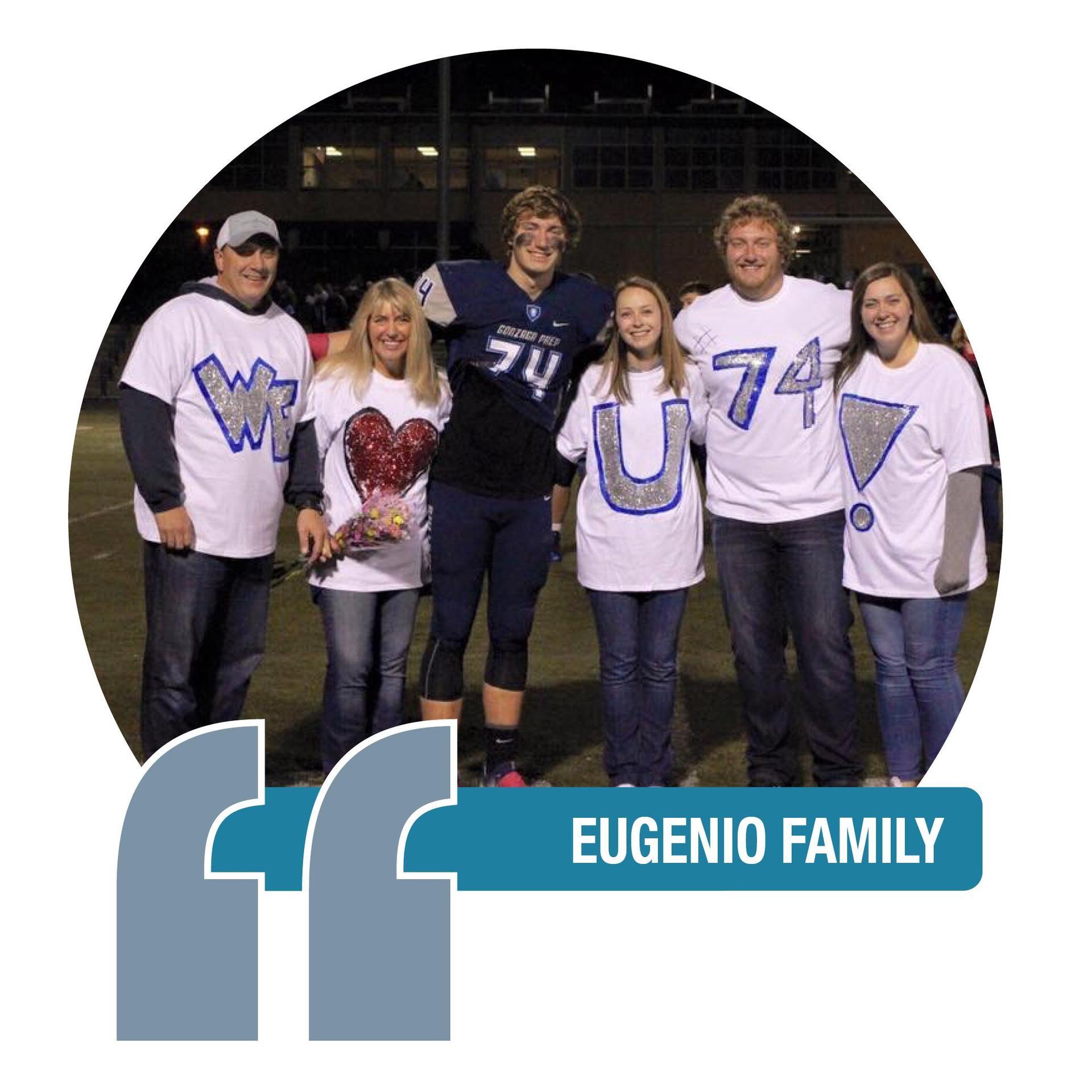 Eugenio family