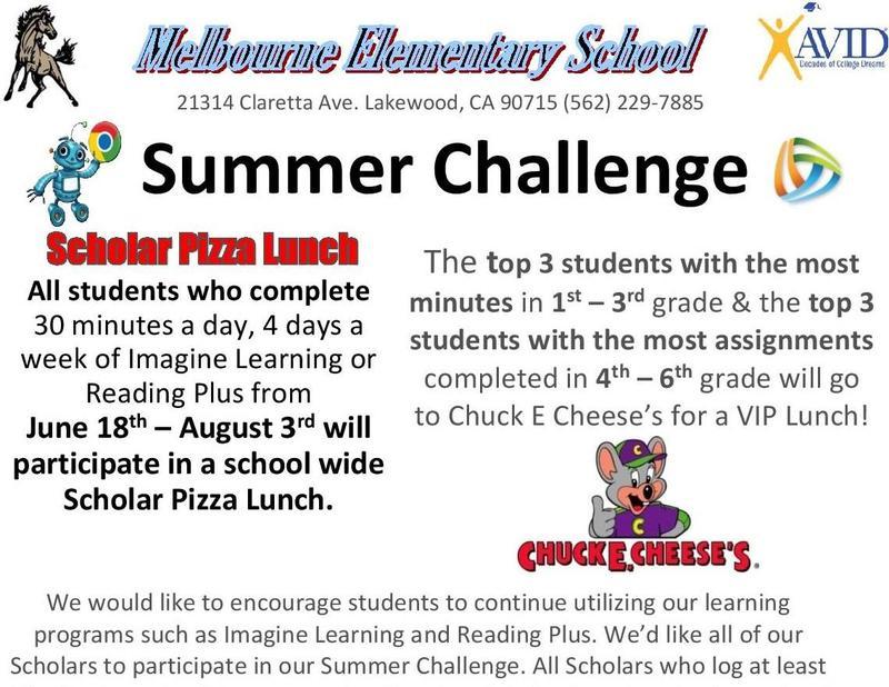 Summer Challenge ~ Desafio de Verano Featured Photo