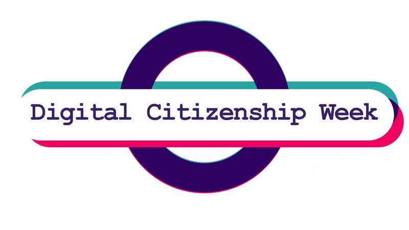 CVUHSD Celebrates Digital Citizenship Week! Thumbnail Image