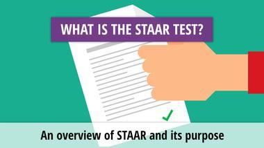 Texas Assessment Management System has information and resources about your child's STAAR reports. Thumbnail Image