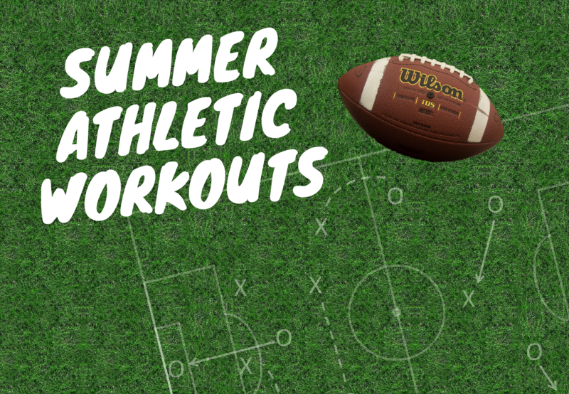Summer Athletic Workouts Thumbnail Image