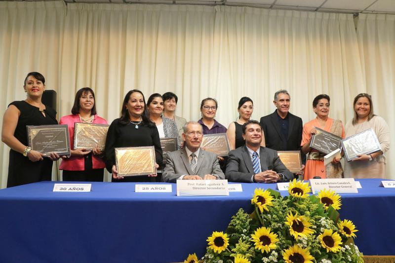 Colegios La Salle de seglares reconocen la fidelidad de sus colaboradores Featured Photo
