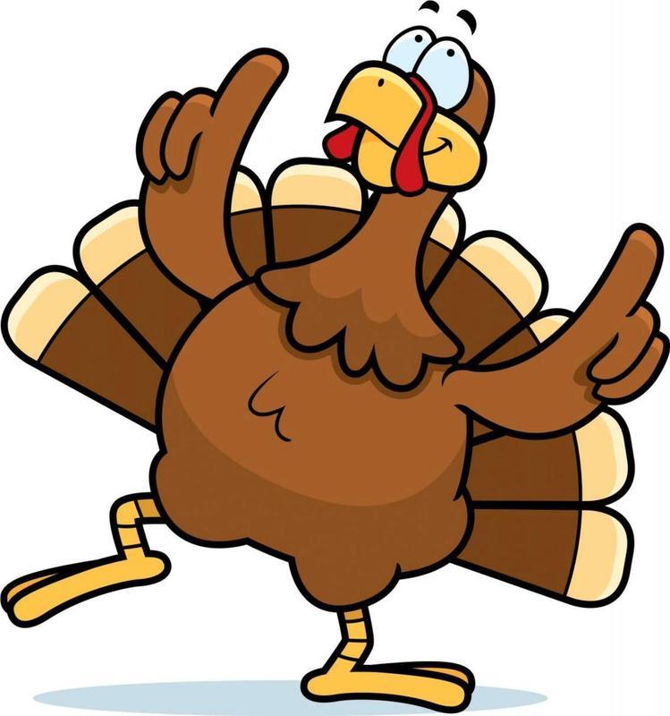 Thanksgiving Break - Nov. 25-27