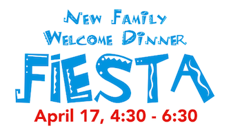 New Family Welcome Dinner Thumbnail Image