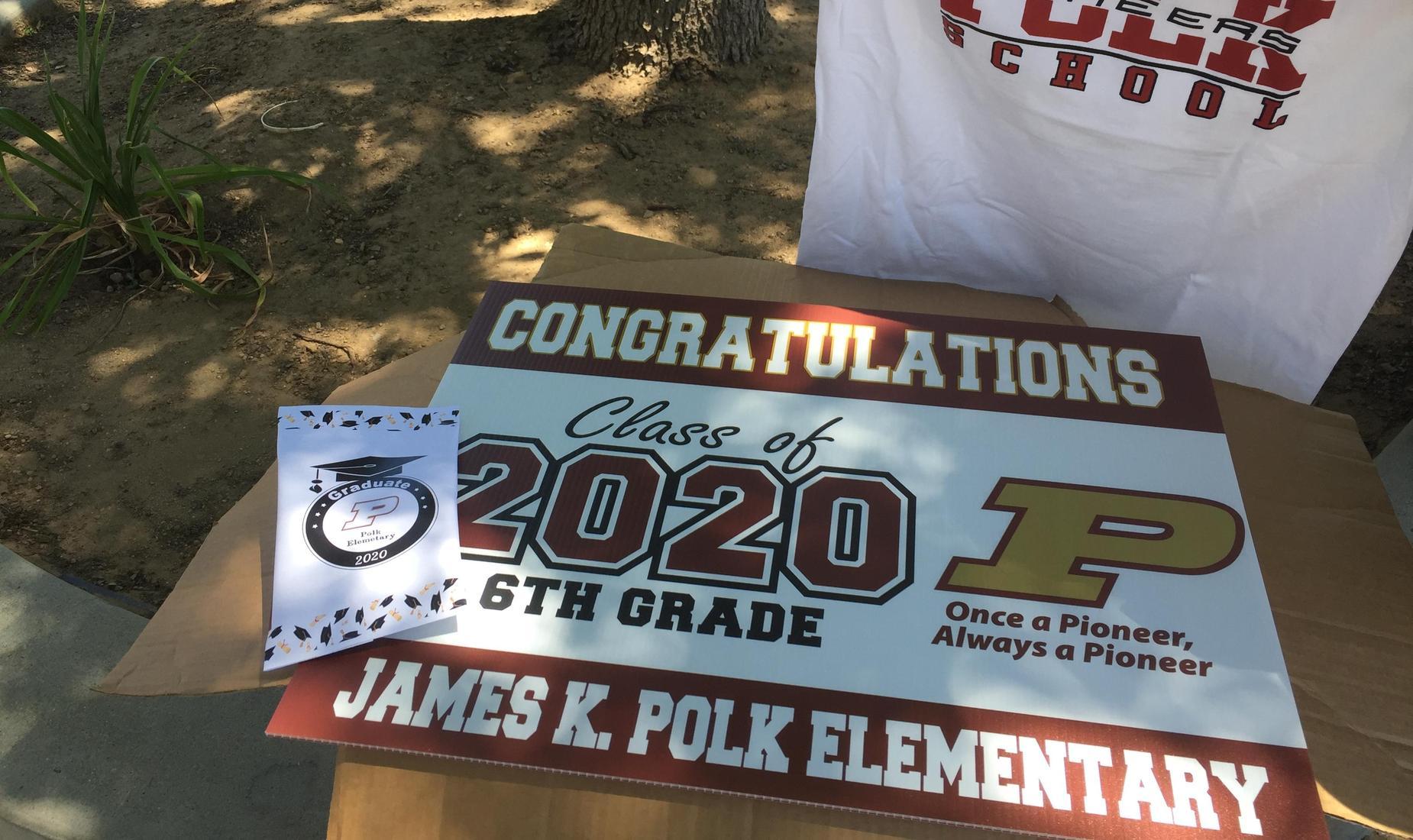 Polk 2020 Graduating Class Tribute