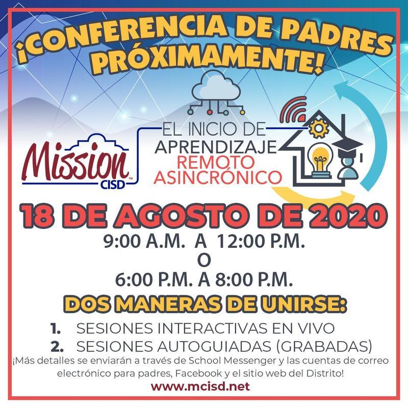 Conferencia de Padres Featured Photo