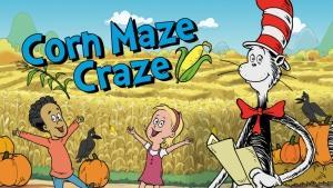The cat and the hat corn maze