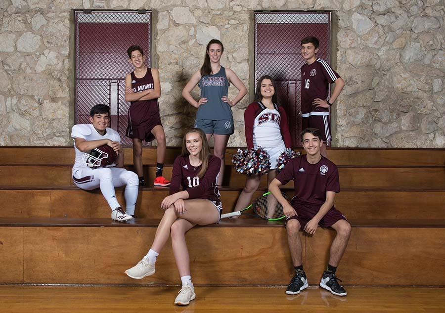 Athletics | St  Anthony Catholic High School