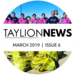 Taylion March Newsletter Image