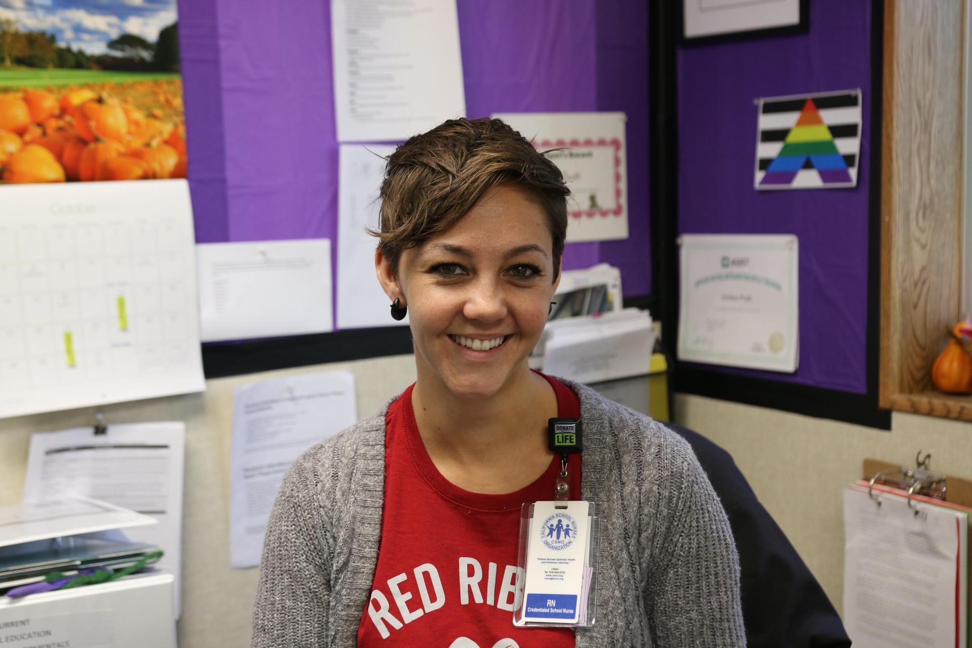 CES School Nurse