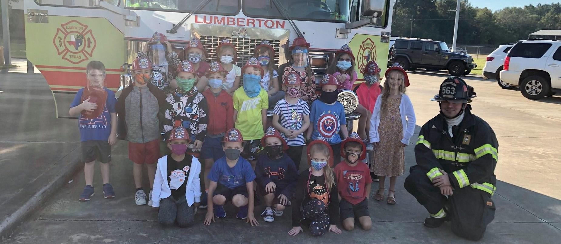 LPS Fire Safety
