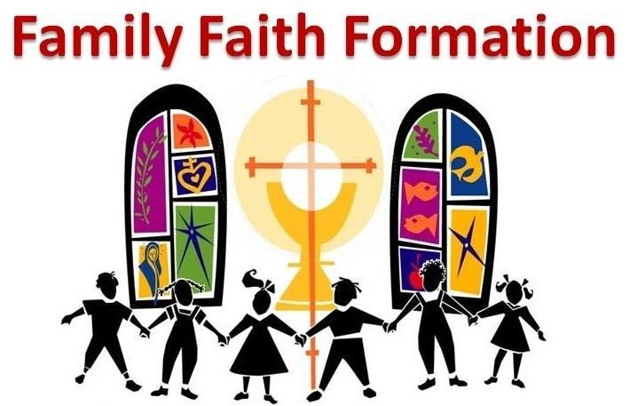Family Faith Formation - Update as of March 31, 2020! Thumbnail Image