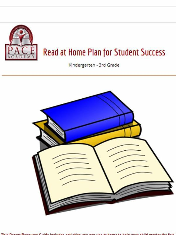 K-3 Read at Home Plan Featured Photo