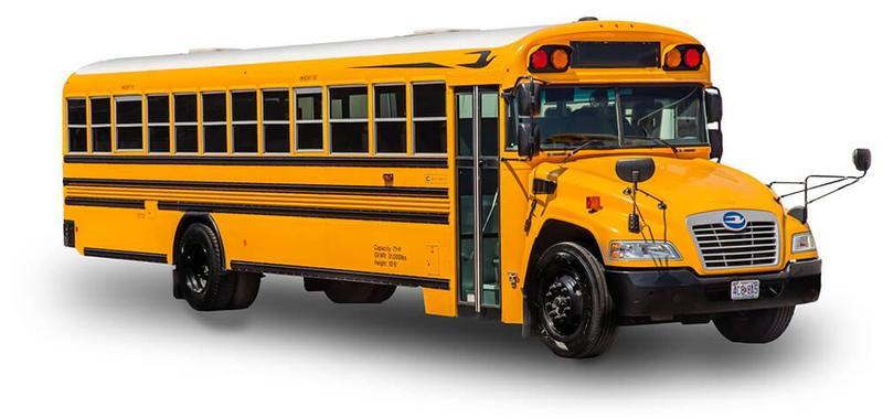 TGS School Bus